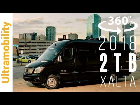 360 Degree Video 2018 Regency Xalta 2TB Inexpensive Quality Built Class B Camper Van