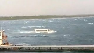 Video of duck boat
