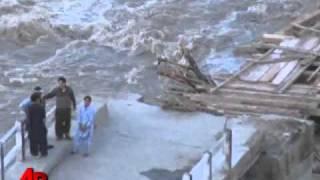 Raw Video: Pakistan Flood Victims Evacuated