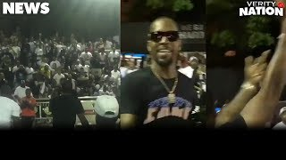 Safaree Gets BOOED From Dyckman, CHUNKS THROWN Over 'Hunnid' - Crazy!