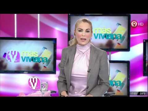 Viviana Canosa pezon bien marcado