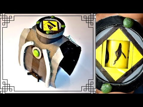 Xxx Mp4 Ben 10 Omnitrix Fully Functioning With Aliens Interface DIY 3gp Sex