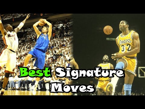 Xxx Mp4 10 Greatest Signature Moves In NBA History 3gp Sex