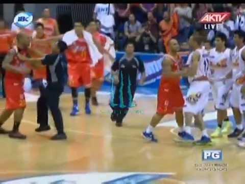 Jr Quiñahan Sol Mercado Kelly Nabong Skirmish
