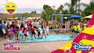 Rodzinka od środka - Przeciąganie liny. Oglądaj w Disney Channel!