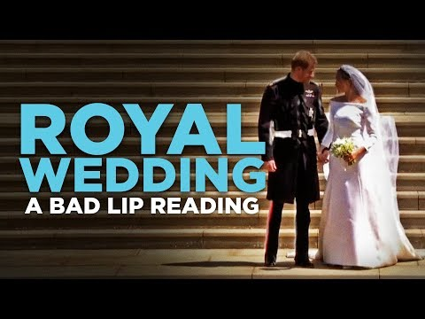 Xxx Mp4 ROYAL WEDDING — A Bad Lip Reading 3gp Sex
