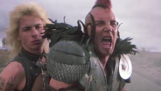 Mad Max 2: The Road Warrior (1981) Movie Trailer - Mel Gibson, Bruce Spence & Michael Preston