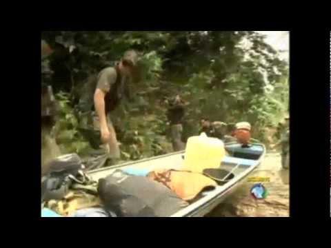 Agentes Ambientais Federais do IBAMA em busca de caçadores de animais silvestres