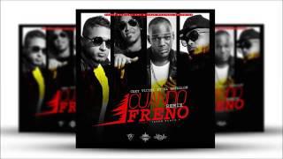 Ceky Viciny ft. El Batallon - Cuando Freno Remix | Audio Oficial