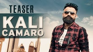 Teaser | Kali Camaro | Amrit Maan Feat Deep Jandu | Speed Records