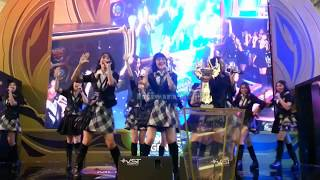 JKT48 - Part 1 @. Mobile Legend cup