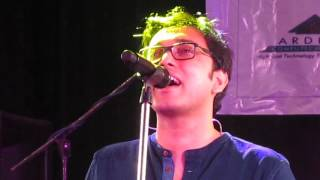 Anupam Roy live performance at FIEM Flamz 2016