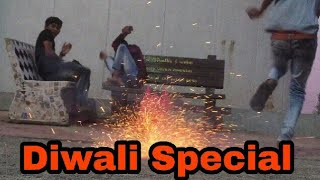 Diwali Special Funny Video || Funny Gujarati Video || Masti Unlimited ||