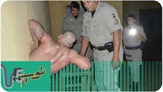 أغبى 5 محاولات هروب من السجن
