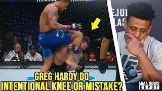 UFC Pros react to Greg Hardy