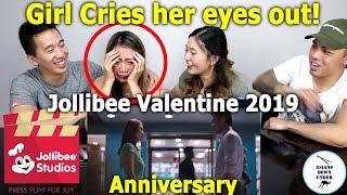 Jollibee Valentine Series 2019: Anniversary   Reaction - Australian Asians