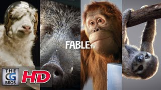 "CGI & VFX Showreels: ""VFX Reel"" - by FABLEfx"