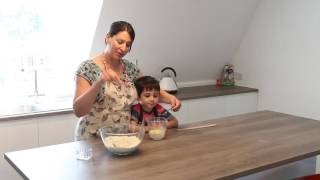 English Unlocked - English Cookery lesson - how to make scones - for ESL learners