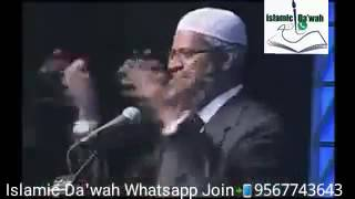 Dr Zakir Naik Malayalam Speech