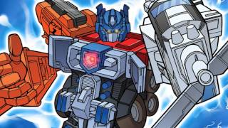 Transformers: Energon | Theme Song (Extended)