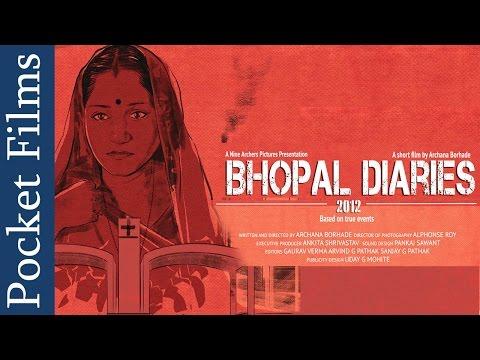 Award Winning Short Film - Bhopal Diaries 2012 | #pocketfilms