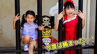 コラボ【後編】今度は捕まった!?レゴランド®︎・ジャパンで遊ぼう!! LEGOLAND® JAPAN himawari-CH