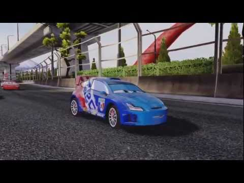 Cars 2 Showroom 3 4 PS3 Xbox360