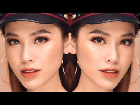 Xxx Mp4 Autumn Makeup Look 🍁 Trang điểm Mùa Thu Với Tông Cam Nâu đất 🍁 ENGsub 3gp Sex