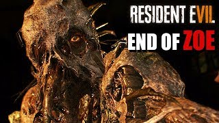 Resident Evil 7 End of Zoe Gameplay German #03 - Das Sumpfmonster