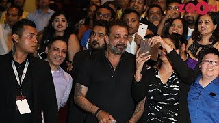 Sanjay Dutt Interacts With Fans In Singapore | UNCUT