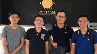 Tour Asia Pacific University (APU) Malaysia New Campus with EduSpiral Consultant Services