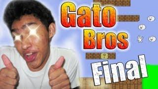 Gato Bros - FINAL (Ultimo Nivel) | en español por fernanfloo