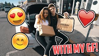 SNEAKER SHOPPING WITH MY GIRLFRIEND!