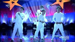 Yetenek Sizsiniz Atai Omurzakov ve Tumar Kaer'in Dans Performansı (6.Sezon 11.Bölüm)