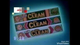1987 Mr. Clean Kalamansi Detergent Bar TVC