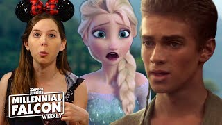 When You Wish Upon a Star Wars!! (Disney Crossovers) - Millennial Falcon