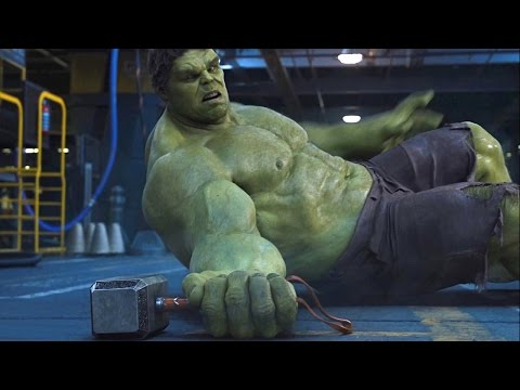 Xxx Mp4 Thor Vs Hulk Fight Scene The Avengers 2012 Movie Clip HD 3gp Sex