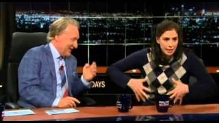 Sarah Silverman to Bill Maher: Why I endorse Bernie Sanders