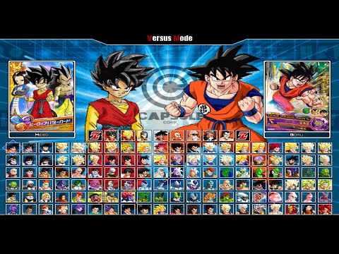 Dragon Ball Heroes M.U.G.E.N Hi Res V3 by Ristar87 1080p