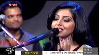 Nishi Din Proti Din By Porshi HD Video TVrip