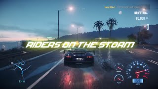 Riders on the Storm - NFS 2016 mix