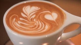 How to Pour a Swan | Latte Art