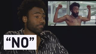 Donald Glover Doesn