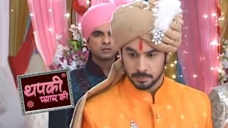 सीरियल थपकी प्यार की Thapki Pyar Ki - 14th November 2016   Behind The Scenes Wedding Rehearsals