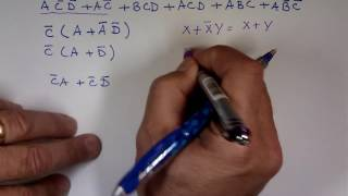 Examples of Boolean Algebra