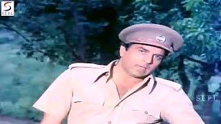 Dharmendra And Other's Training   Comedy Scene   Pratiggya