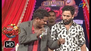 Kiraak RP Performance | Jabardasth |  1st March 2018  | ETV  Telugu