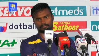 2nd Test : Day 1 Post Match Media Conference - England tour of Sri Lanka 2018
