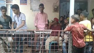 সারদিয় দুর্গা পুজায় | রওশন বাউলের অসাধারন গান | রওশন বাউল | Rowson Baul | Funny videos