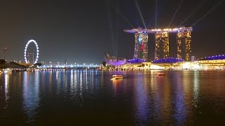 Treasures of Asia Cruise to Singapore  March 2016